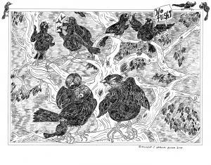 Council of Blackbirds
