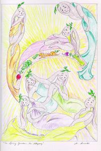 The Spring Gardens: An Allegory
