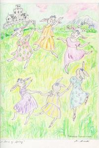A Dance of Spring
